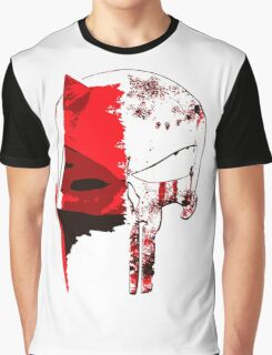 Daredevil - Punisher Graphic T-Shirt