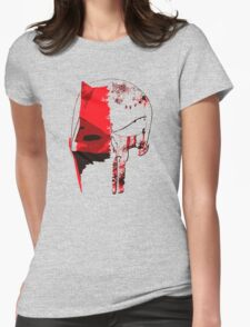 Daredevil - Punisher Womens Fitted T-Shirt