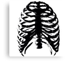 Lungs-Driving-illustrate Canvas Print