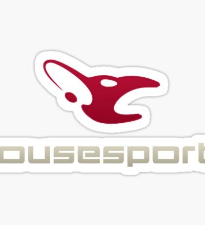 MOUSESPORTS Sticker