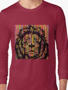 The King Of Colour Long Sleeve T-Shirt