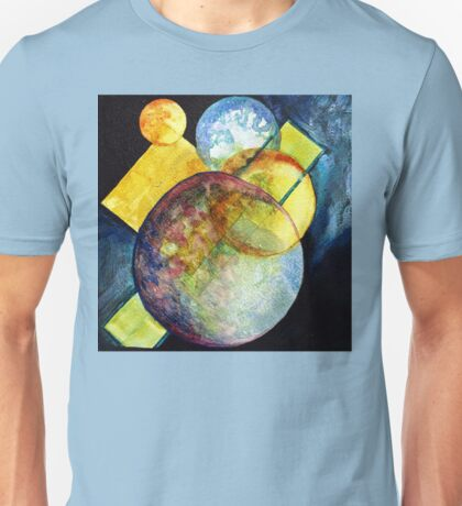 World Series A-3 Dark Space Unisex T-Shirt