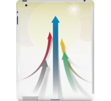 Abstract Olympic Competition Background iPad Case/Skin