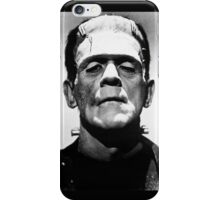 Boris Karloff's Frankenstein iPhone Case/Skin