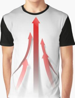 Abstract Teambuilding Background Graphic T-Shirt