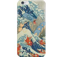 Great wave off Kanto iPhone Case/Skin