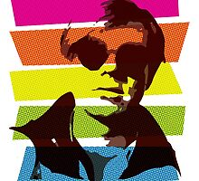 Andy Warhol by karlos