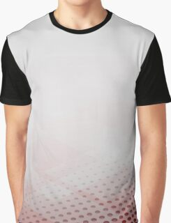 Abstract Circle & Rhombus Background Graphic T-Shirt