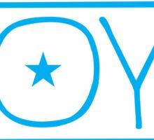 KPOP BOYS ROCK! Sticker