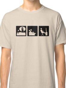 Three Little Pics - Men 2 Classic T-Shirt