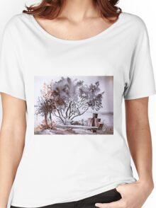 akwarelka 54 Women's Relaxed Fit T-Shirt