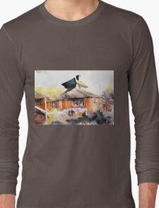 akwarelka 80 Long Sleeve T-Shirt