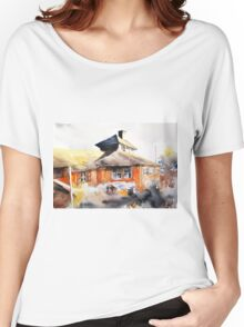 akwarelka 80 Women's Relaxed Fit T-Shirt