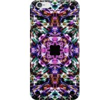 Abstract Shapes of Color iPhone Case/Skin