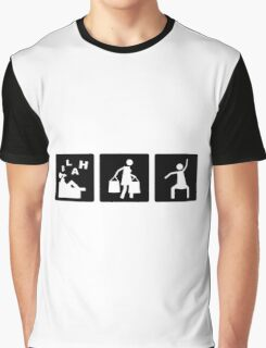 Three Little Pics - Women 2 Graphic T-Shirt