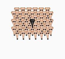 Greyhound cartoon Unisex T-Shirt