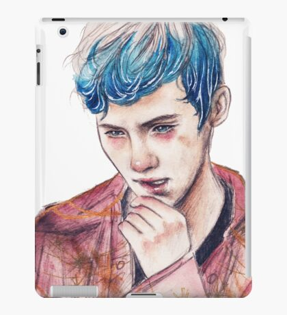 Forget All The Shooting Stars iPad Case/Skin