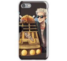 Doctor Who - Explaaiiin!! iPhone Case/Skin