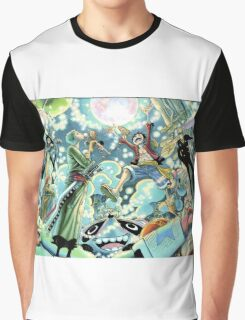 ONE PIECE - LUFFY / CREWMATE Graphic T-Shirt