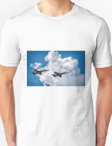 F/A-18 Flyover Unisex T-Shirt