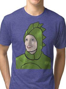 Dinosaur Britta Tri-blend T-Shirt