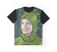Dinosaur Britta Graphic T-Shirt