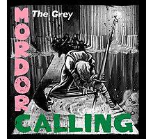 Mordor Calling Photographic Print