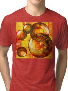 World Series B-4 Fuchsia Worlds Tri-blend T-Shirt