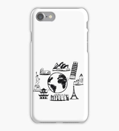 Holiday- world iPhone Case/Skin