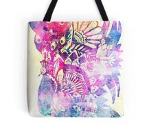 Shake a tail feather - lilac dreams Tote Bag