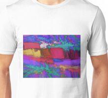 Broken pathway Unisex T-Shirt