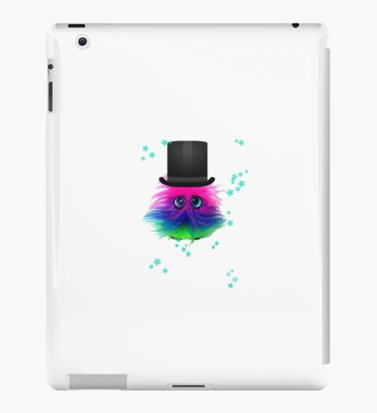 GONK with top hat iPad Case/Skin