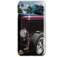 Ford Hotrod iPhone Case/Skin
