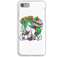 Hero Unicorn iPhone Case/Skin