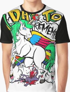 Hero Unicorn Graphic T-Shirt