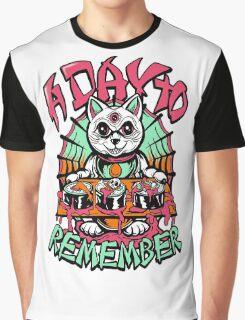 Sushi Cat Graphic T-Shirt