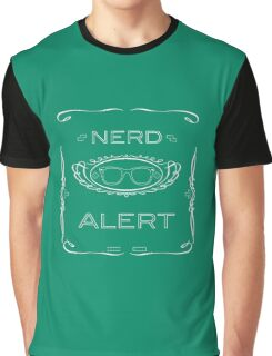 Nerd Alert! Graphic T-Shirt