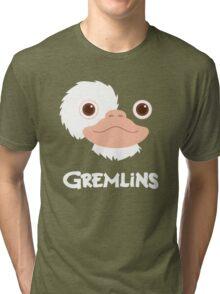 Gizmo - Gremlins Tri-blend T-Shirt
