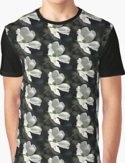 Dogwood Blossoms A Gift of Spring Graphic T-Shirt