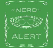Nerd Alert! Kids Tee