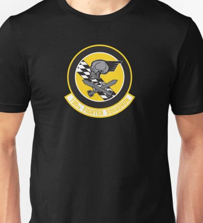 190th Fighter Squadron emblem Unisex T-Shirt