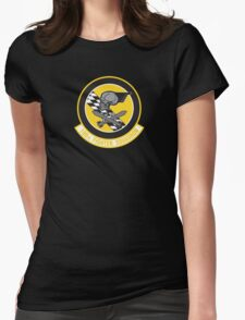 190th Fighter Squadron emblem Womens Fitted T-Shirt
