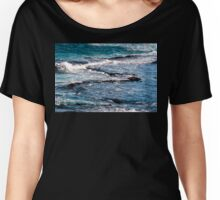 Oceanic S-bends Women's Relaxed Fit T-Shirt