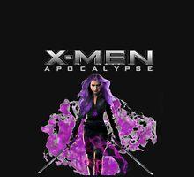 "x men apocalypse - ""Psylocke"" Unisex T-Shirt"