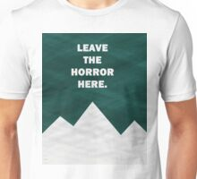Leave The Horror Here - Foals Tshirt Unisex T-Shirt