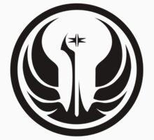 Galactic Republic logo Kids Tee