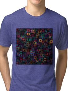 Squares in space. Tri-blend T-Shirt