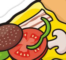 Pizza slice Sticker