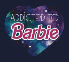 Addicted to BARBIE Kids Tee