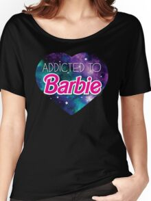 Addicted to BARBIE Women's Relaxed Fit T-Shirt